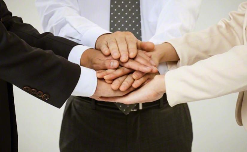Equipe integrada: sucesso imobiliário!